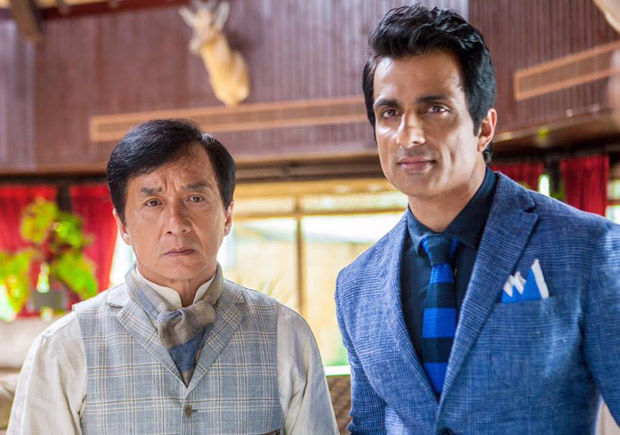 Jackie Chan's Kung Fu Yoga to clash with Shahrukh Khan's Raees and Hrithik Roshan's Kaabil?