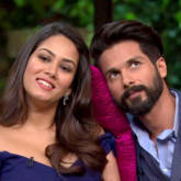 Koffee With Karan 5 Shahid Kapoor praises arranged marriages and talks about him being a creep