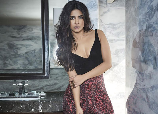 Priyanka Chopra hospitalised after accident on 'Quantico' set