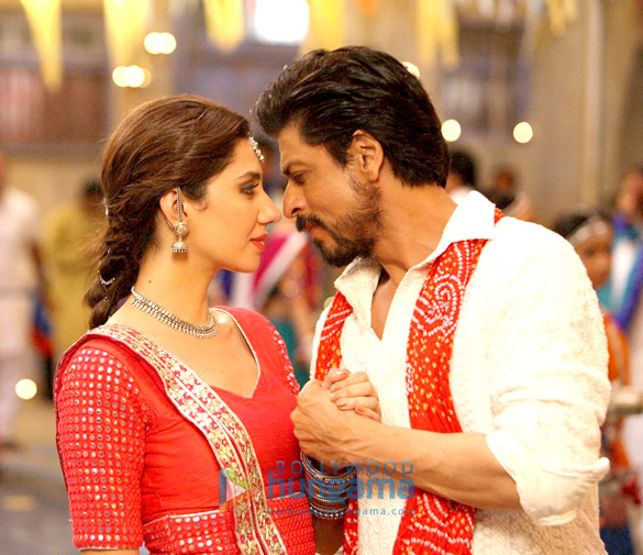 Movie Stills Of The Movie Raees