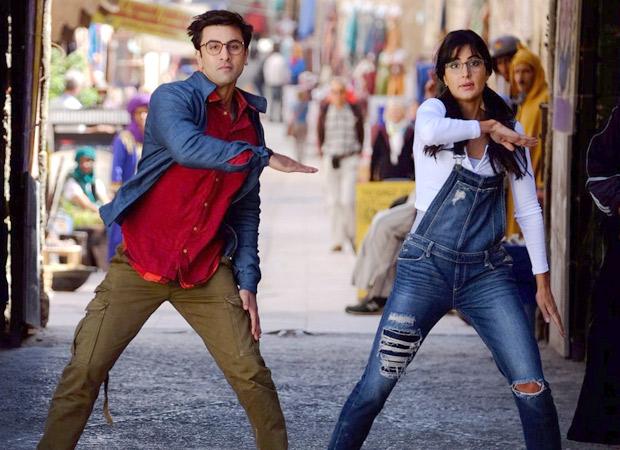 Ranbir Kapoor does a Salman Khan, goes shirtless for shoot with Katrina Kaif for Jagga Jasoos