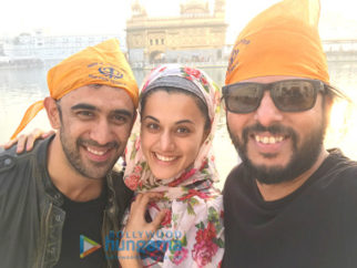 On The Sets Of The Movie Shaadi.com
