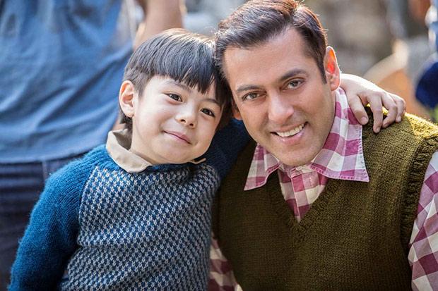 Salman Khan introduces his little-1
