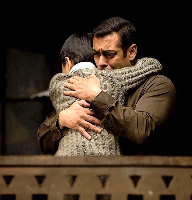 Salman Khan introduces his little-2