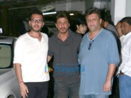 Shah Rukh Khan, Nawazuddin Siddiqui grace 'Raees' first screening