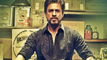 Shah Rukh Khan will travel by train
