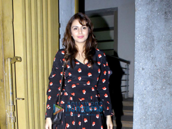 Sidharth Malhotra, Alia Bhatt, Sonam Kapoor, Huma Qureshi and others snapped at Vikas Bahl's bash