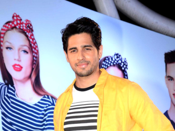 Sidharth Malhotra graces the new design launch by United Colours of Benetton