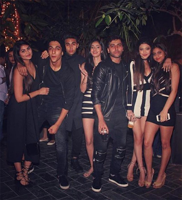 Check out: Shah Rukh Khan's daughter Suhana Khan celebrates New Year's Eve with friends