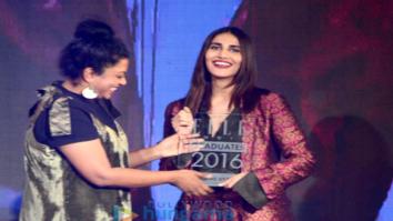 Vaani Kapoor, Richa Chadda and others at Elle Graduate Awards 2016
