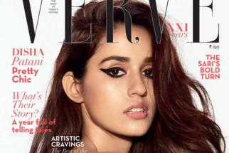 Disha Patani On The Cover Of Verve, Jan 2017