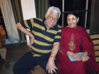 Veteran Deepti Naval remembers the late Om Puri