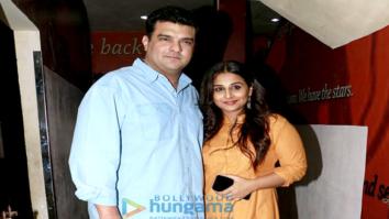 Vidya Balan and others grace the special screening of 'Ok Jaanu' at PVR Juhu