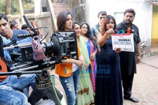 On The Sets Of The Movie Zindagi Mumbai