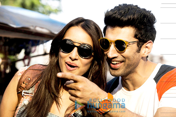 Movie Stills Of The Movie Ok Jaanu