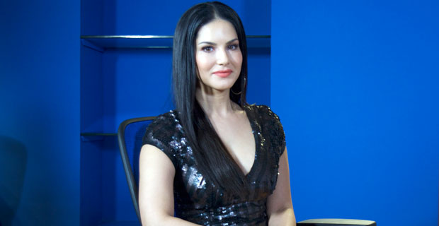 Town Hall With Sunny Leone At Hungama Office
