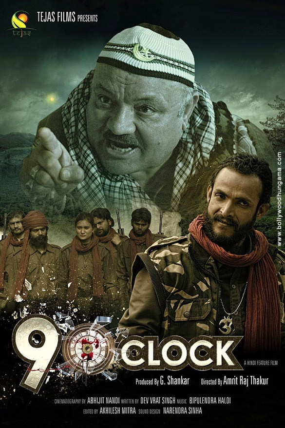 First Look Of The Movie 9'O Clock