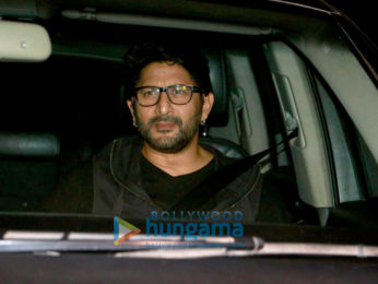 Akshay Kumar, Arshad Warsi & others grace the special screening of 'Jolly LLB 2'