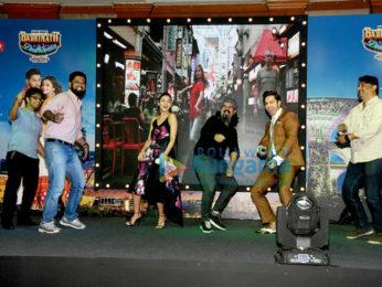 Alia Bhatt & Varun Dhawan promote 'Badrinath Ki Dulhania' with Singapore Tourism