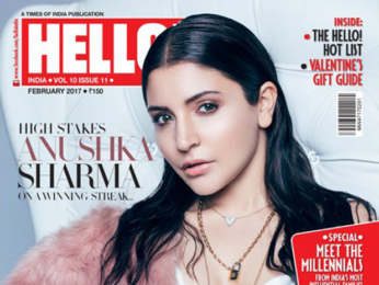 Check out: Anushka Sharma looks elegant on the cover of Hello magazine
