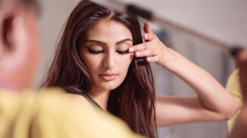 Athiya Shetty preps for her first TVC features