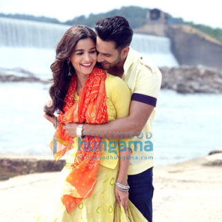 Movie Stills Of The Movie Badrinath Ki Dulhania