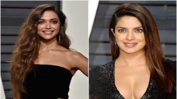 Check out: Deepika Padukone and Priyanka Chopra raise hotness quotient at Vanity Fair's post Oscar party 2017