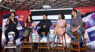 Divya Menon, Sanjay Suri and others launch anti-promotional campaign for 'Mona Darling'