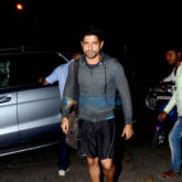 Farhan Akhtar, Amit Gaur & Ritesh Sidhwani snapped at Otters Club