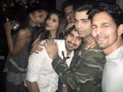 Find out which B-town singles celebrated Valentine's Day at Karan Johar's residence-1