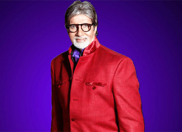 Here's how Amitabh Bachchan celebrated Valentine's Day news