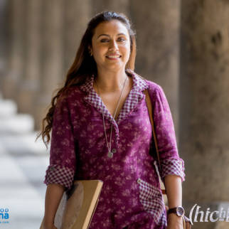Movie Wallpapers Of The Movie Hichki