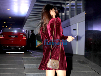 Jacqueline Fernandez snapped at Hakkasan