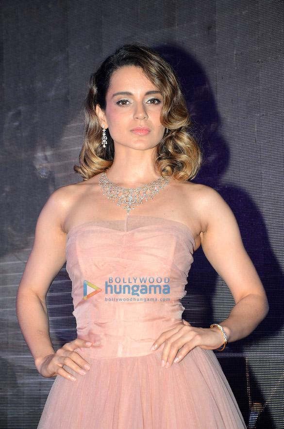 Kangna Ranaut unveils new designs by Nakshatra Jewels