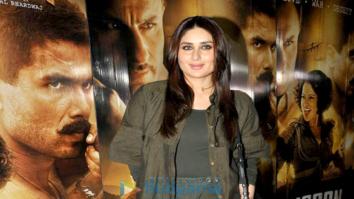 Kareena Kapoor Khan and others at 'Rangoon' screening