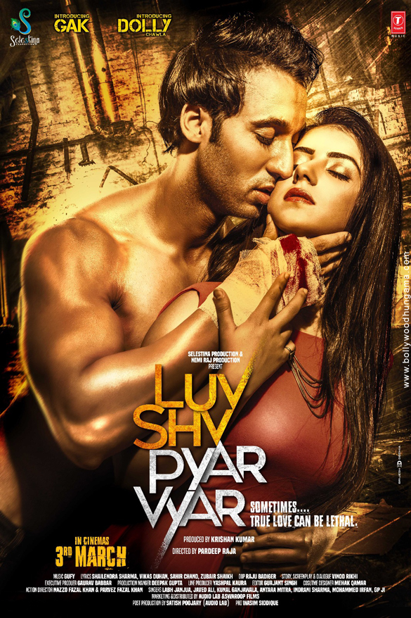 First Look Of The Movie Luv Shv Pyar Vyar