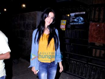 Mandana Karimi snapped in Bandra