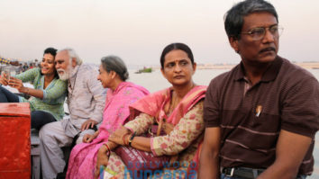 Movie Stills From The Film Mukti Bhawan