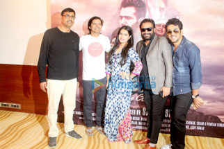 Music launch of film 'Badri The Cloud'