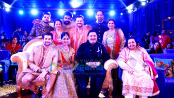 Rishi Kapoor, Pamela Chopra snapped second day of Neil Nitin Mukesh's wedding