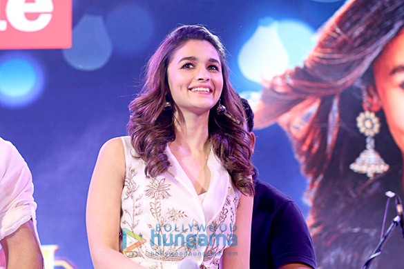 Promotion of film 'Badrinath Ki Dulhaniya' at the Kala Ghoda Arts Festival 2017