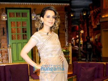 Promotions of 'Rangoon' on the sets of The Kapil Sharma Show