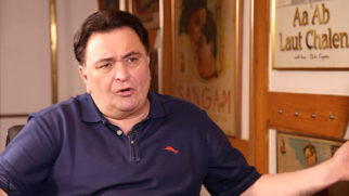 Ranbir Kapoor Is A GUTSY Actor Rishi Kapoor-VDO