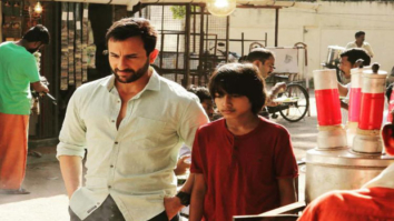 Saif Ali Khan shares a conversation