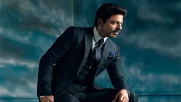 Shah Rukh Khan finishes