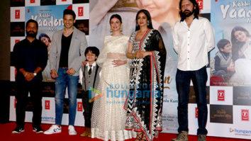 Sridevi & Divya Kumar Khosla launch T Series' single 'Kabhi Yaadon Mein'