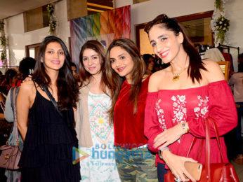Suniel Shetty, Mana Shetty and others grace the Araaish Exhibition