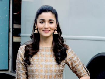 Varun Dhawan and Alia Bhatt promote 'Badrinath Ki Dulhania'