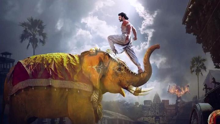 Bahubali 2 THRILLING Motion Poster Featuring Prabhas