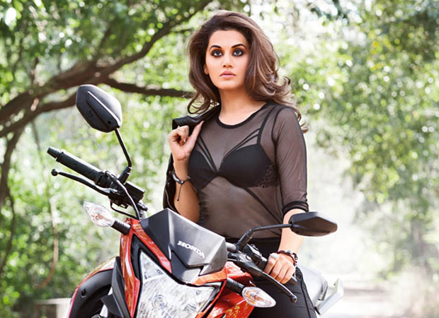 """""""If we speak out, stones are pelted at our houses"""" - Taapsee Pannu on the Padmavati attacks"""